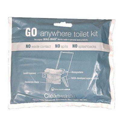 Clean Waste Paquete de 100 GO anywhere